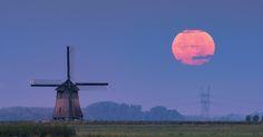 (3) Bijzondere supermaan foto´s gemaakt door Albert Dros - Inclusief tips!   Inspiratie   Zoom.nl