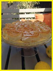 tarde de hadas: Tarta de Limón y pasta Filo