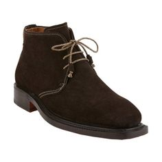 ccf0190240 Bettanin   Venturi Suede Three-Eye Chukka Boots at Barneys.com