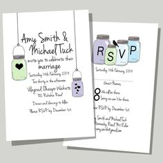 BOTTLED LOVE A Rustic Invite, RSVP & Poem - available to be personalised with your details for your wedding.  Colours can be modified to match your wedding theme, poem can also be changed to something of your choice    #weddinginvitation #weddinginvite #myweddinginvite   www.myweddinginvite.co.nz
