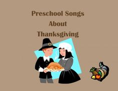 Great songs for the Thanksgiving holiday!