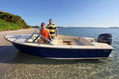 Rossiter 17 Closed Deck | Rossiter Boats