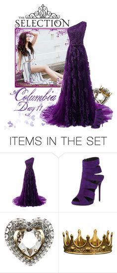 """""""Day 11: Columbia"""" by awesomesauceproductions ❤ liked on Polyvore featuring art"""