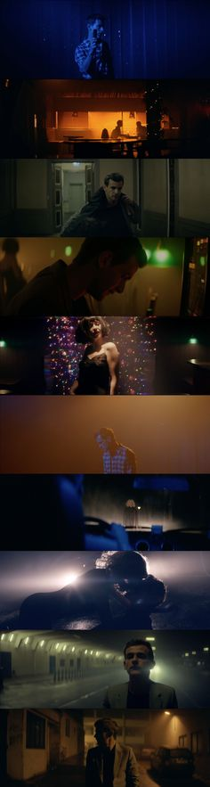 Josef Salvat's 'Hustler' Music Video Cinematography by Sebastian Winterø