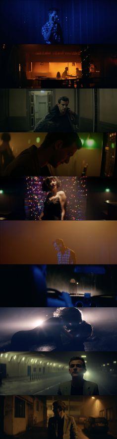Josef Salvat's 'Hustler' Music Video Cinematography by Sebastian Winterø