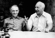 Robert Doisneau and André Kertész in Arles, France, 1975 © Wolfgang H. Wögerer