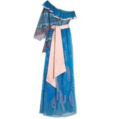 The 1976 Grace dress from the Zandra Rhodes