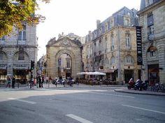 Porte Dijeaux - Place Gambetta