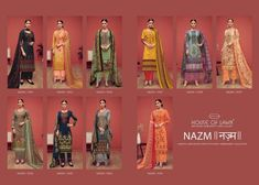House of lawn presents nazm lawn digital printed salwar kameez collection Indian Ladies Dress, Lawn Suits, Indian Ethnic Wear, Books To Buy, State Art, Salwar Kameez, Digital Prints, Dresses For Work, Pure Products
