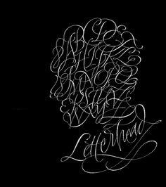 John Stevens Calligraphy