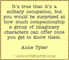Quotable - Anne Tyler