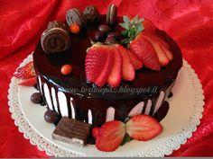 """Volete dare un effetto elegante alla vostra torta? O avere una buona riuscita della vostra """"drip cake""""? Utilizzate questa semplic..."""
