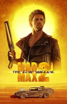 MAD MAX 2 • The Road Warrior