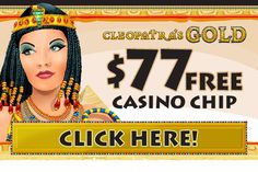 exclusive online casino free chip