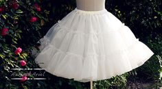Spot [AA lolita fanshion] 12 米 violence A glass yarn / organza petticoats pannier skirts - Taobao global Station