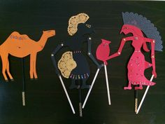 """Wugs and Dooey: Using """"Wayang"""" (Javanese-style Shadow Puppets) to Depict Bible Stories"""
