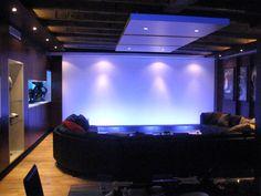 NiubNiub's Home Theater Gallery - My Dream Loft Cinema (20 photos)