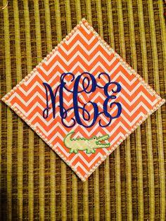 My Gator Graduation Cap!