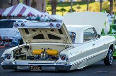 1963 impala pesco air craft hydraulics