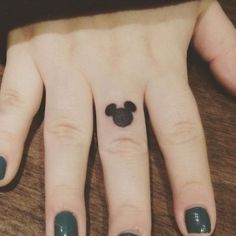 Tatouage Disney discret