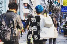 하라주쿠에는 멋쟁이가 많다! #東京#tokyo#日本#japan#도쿄#일본#原宿#harajuku #하라주쿠#fashion #ファション#かっこいい (by tokyo__lovee)