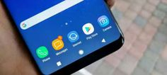 How To Change The Look Of Samsung S8's/S8 Navigation Buttons