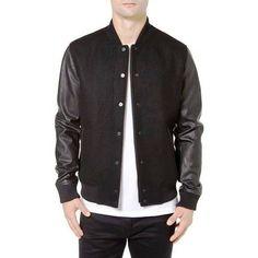 nice Designer Letterman Jackets