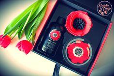 Rewelka Testuje: Nagroda w konkursie The Body Shop - Zestaw Smoky Poppy