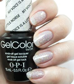 OPI GelColor Fall/Winter 2014 Nordic Collection - My Voice is a Little Norse