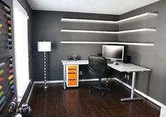 70 Ideas for corner desk organization floating shelves – Home Office Design Corner