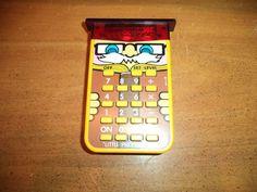 Vintage 1978 TI Little Professor Math Calculator By Texas Instruments