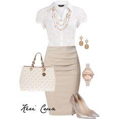 """""""Office fashionista"""" by keri-cruz on Polyvore by gena"""