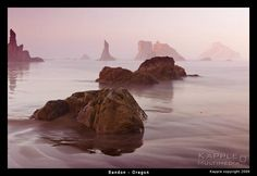 Bandon Beach - Oregon