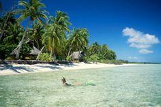 Rangiroa Island