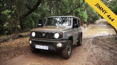 First Offroad Experince In The New Suzuki Jimny! New Suzuki Jimny, 4x4, Youtube, Youtubers, Youtube Movies