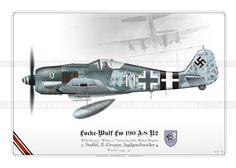 """Fw 190A-8 """"White 11"""" Wagner"""