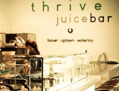 Thrive Juice Bar