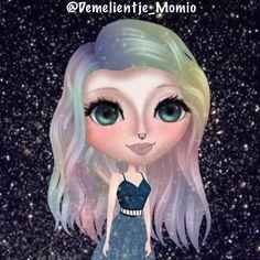 Dress Hairstyles, Avatar, Piercing, Disney Characters, Fictional Characters, Lips, Disney Princess, Face, Piercings