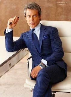 Ralph Lauren Purple Label | Men's Fashion | Menswear | Gentleman Style | Men's Outfit for Spring/Summer | Stylish and Sophisticated | Shop at designerclothingfans.com