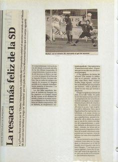 Gol de Maikel a Valdés y Ascenso a 2ªA