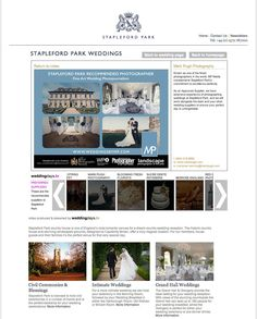 FEATURED on http://www.staplefordpark.com/     Team MP are proud to be a #RecommendedSupplier to #StaplefordPark