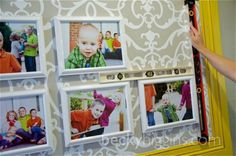 secrets to hanging a picture wall