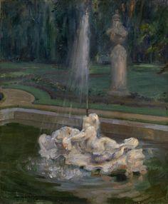 Versailles, 1903, Alexander Benois