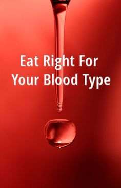 Research shows there is a strong correlation between diet and blood type, so knowing your blood type diet food list is essential.