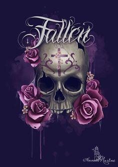 http://www.deviantart.com/art/We-re-all-fallen-angels-531348026