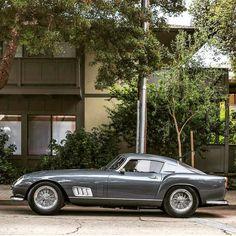 "1958 Ferrari 250 GT L Berlin Scaglietti ""Tour de France"" # # . - TheIrishDuke - - 1958 Ferrari 250 GT L Berlin Scaglietti ""Tour de France"" # # . Lamborghini, Bugatti, Ferrari F40, Classic Sports Cars, Best Classic Cars, Vintage Cars, Antique Cars, Vintage Style, Classic Motors"