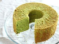 ほうれん草のシフォンケーキ。。。|petit bonheur至福の時間
