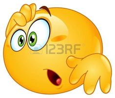 Illustration about Design of an amazed emoticon. Illustration of depressed, clipart, character - 26072626 Funny Emoji Faces, Funny Emoticons, Silly Faces, Smiley Emoji, Clipart, Images Emoji, Web Images, Naughty Emoji, Funny Pics