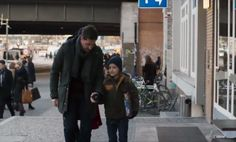 Richard Armitage as Daniel Miller and Max (Max is Daniel's nephew) in Berlin…