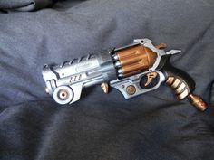 Lanard X8 Steampunk Gun, Nerf, Guns, Weapons Guns, Pistols, Revolvers, Sniper Rifles, Weapons, Firearms
